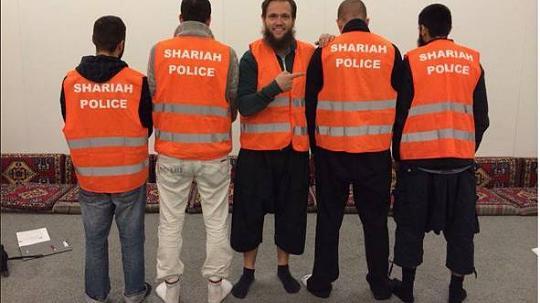 Scharia-Polizei Wuppertal