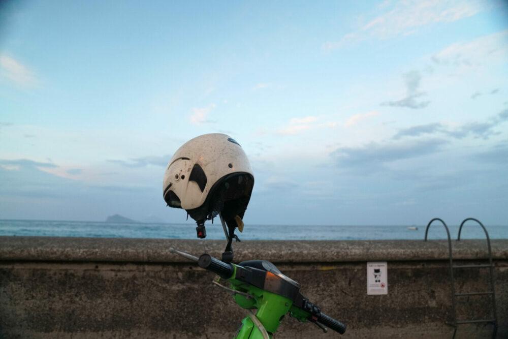 Helm vor Stromboli
