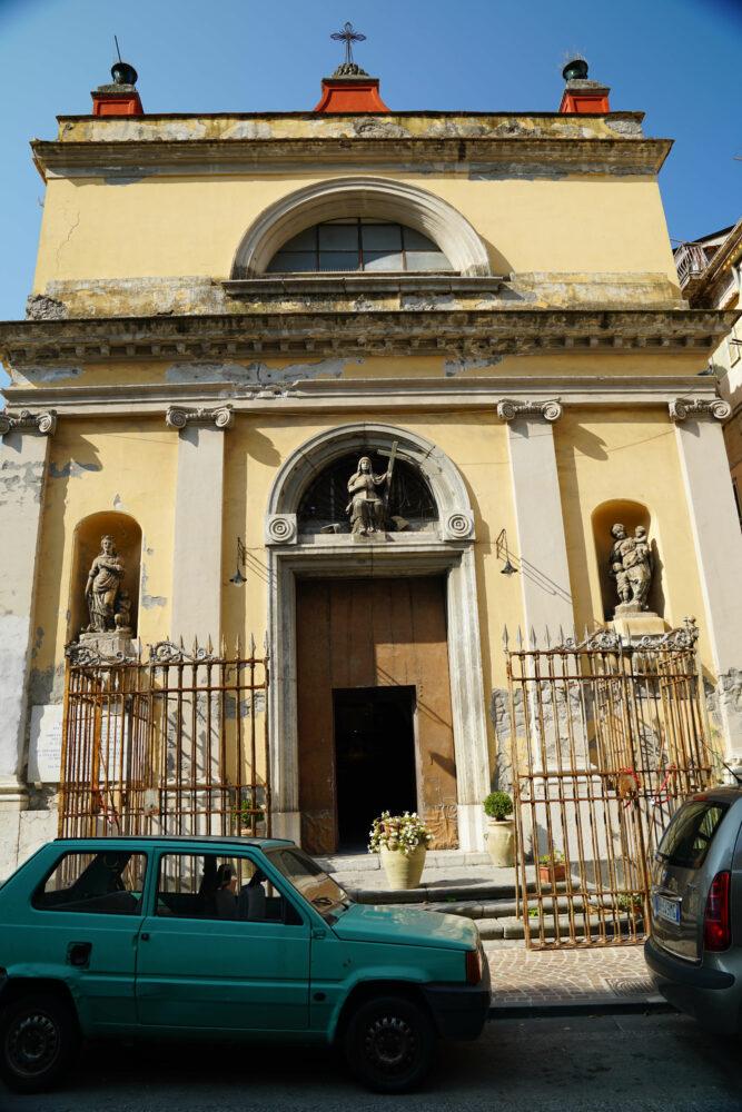 Castellammare die stabia Basilika