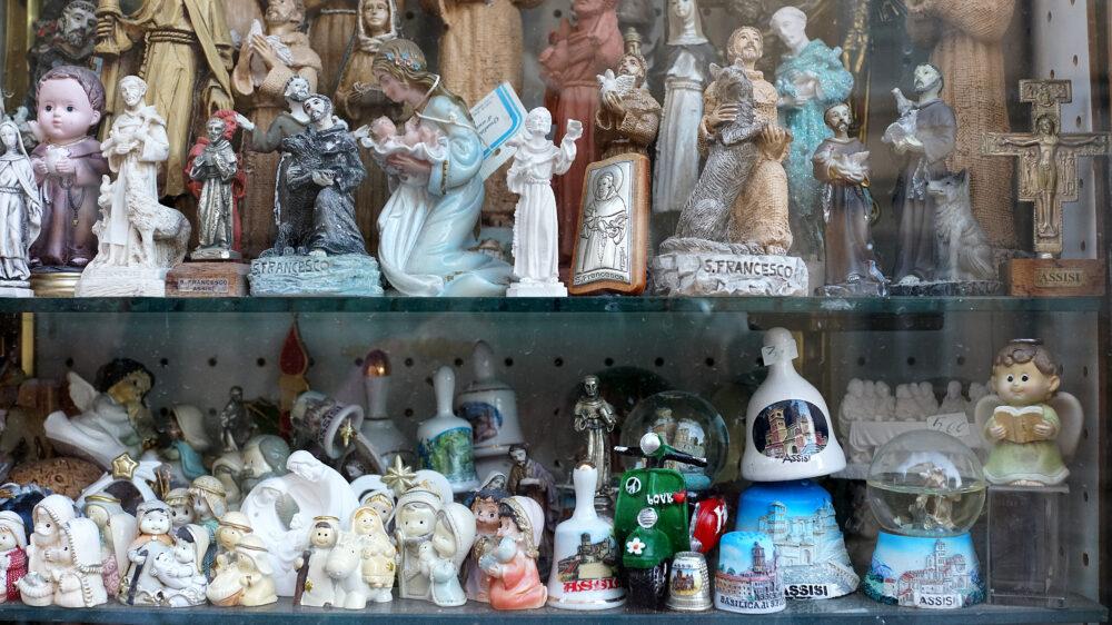 Assisi Devotionalienladen