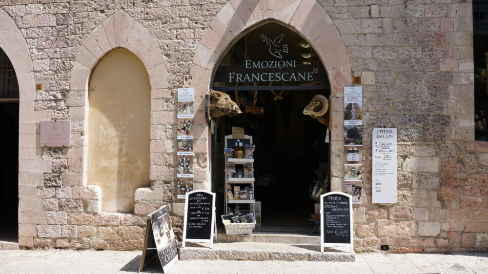 Assisi Wurstladen