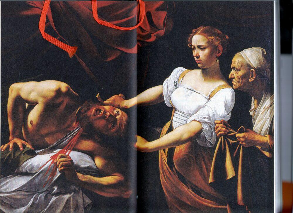 Gemälde, Judith ermordet Holofernes