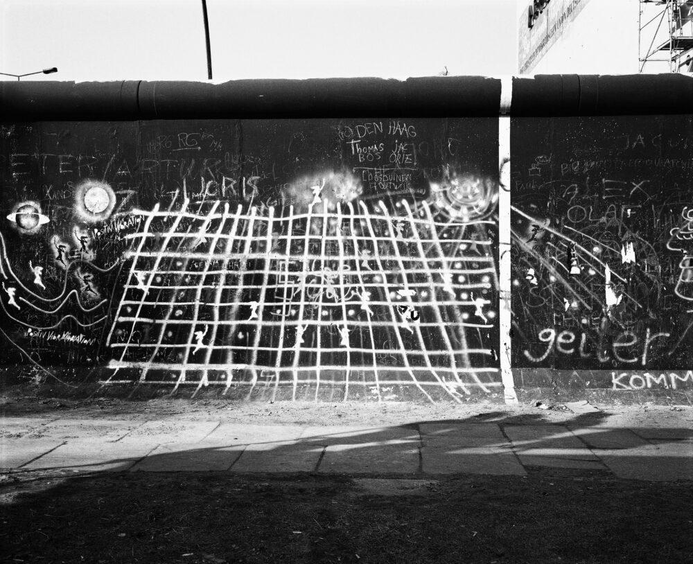Michael Schmidt Bild aus Serie Waffenruhe