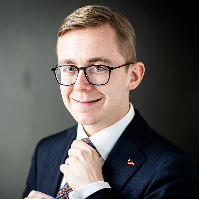 Porträt Philipp Amthor