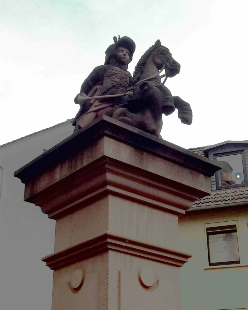 Ritterstatue