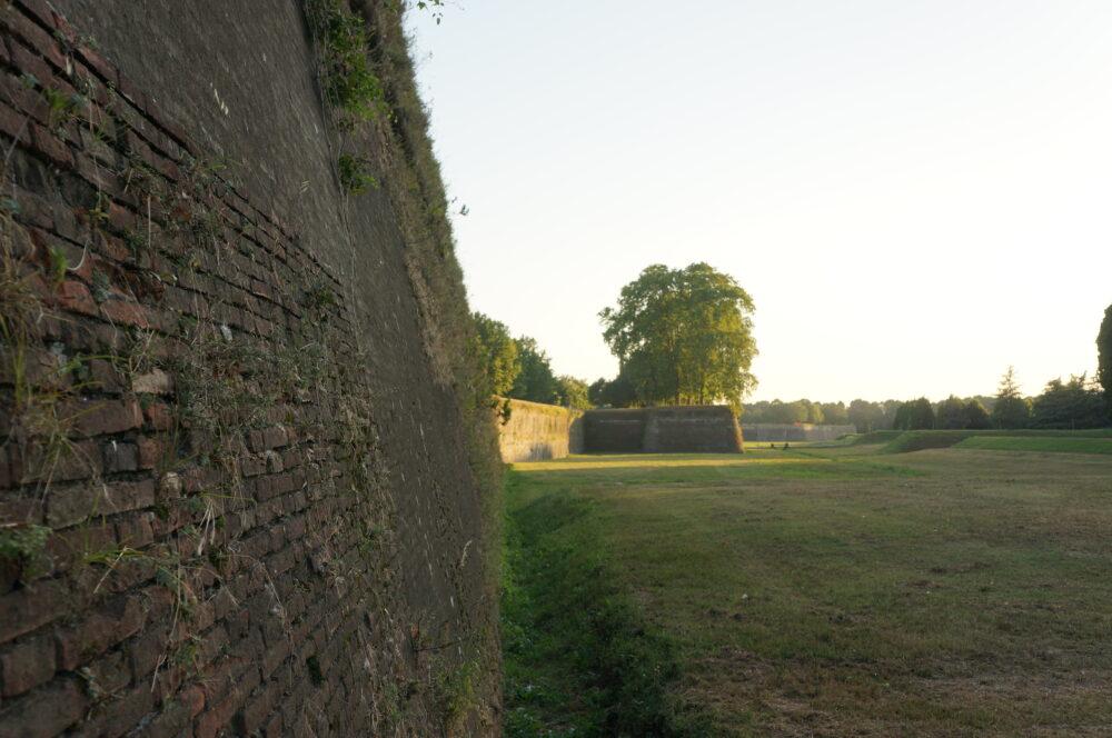 Lucca Stadtmauer
