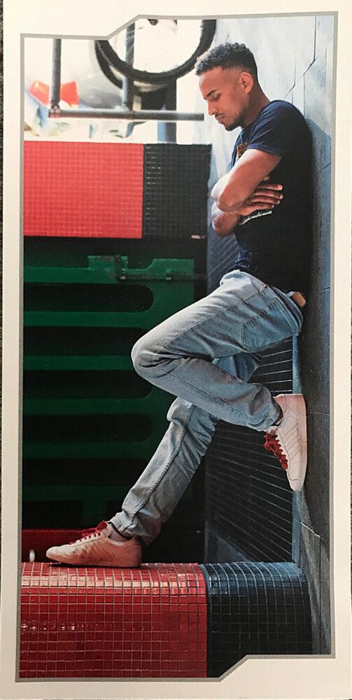 Tanzperformance Raphael Hillebrand