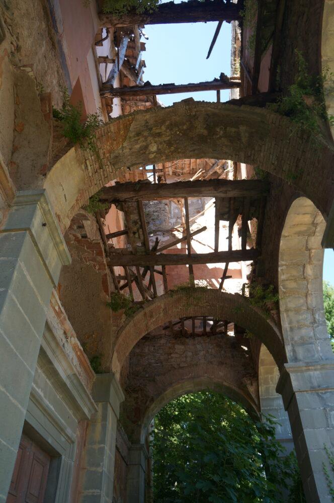 Ruine Toscana
